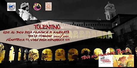 GDR al Buio Macerata #2, Terza Stagione! biglietti