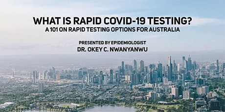 What is Rapid COVID-19 Testing? tickets