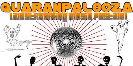 OctoBOOer 2020 QuaranPalooza Livestream Music Fest tickets