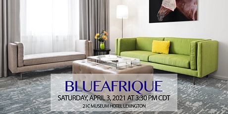 Blueafrique tickets