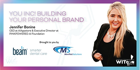 You Inc! Building Your Personal Brand tickets