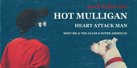 Hot Mulligan @ The Vera Project tickets