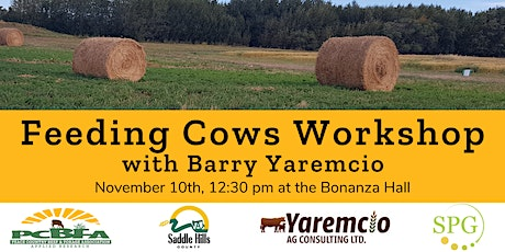 Feeding Cows Workshop - Bonanza