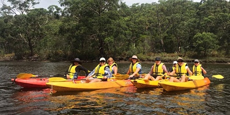 Women's Kayaking Day: Port Hacking // Sunday 16th Jan tickets