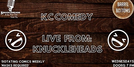KC Comedy: Live from Knuckleheads tickets