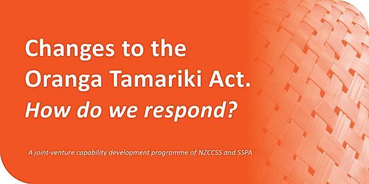 Tiaki Tamariki: Whakamana Whānau - Tauranga image