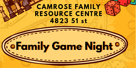November Family Game Night tickets