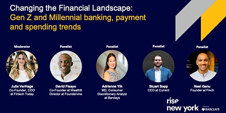 Changing the Financial Landscape: Gen Z and Millennial Banking Trends tickets