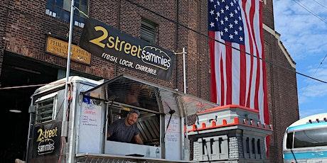 2 Street Sammies Truck at Bishop Estate Vineyard and Winery tickets