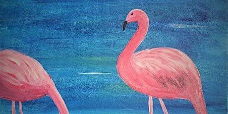 Happy Flamingos tickets