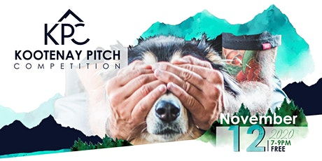 Kootenay Pitch Competition Event #1 tickets