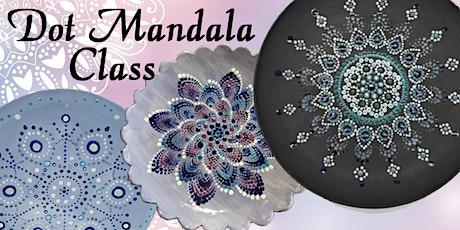 Dot Mandala Paint Class tickets