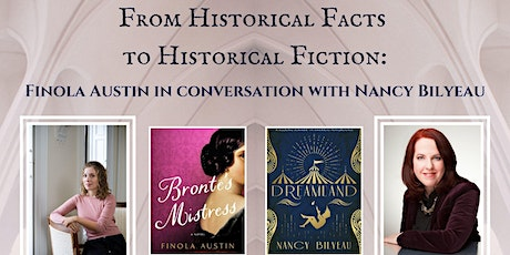From Historical Facts to Historical Fiction: Finola Austin & Nancy Bilyeau tickets
