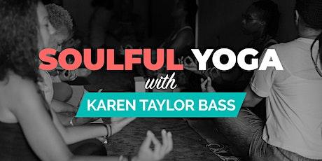 Soulful Virtual Wine Tasting & Meditation w/ Karen Taylor Bass (RYT-200) tickets