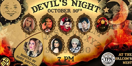 Devil's Night tickets