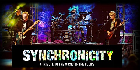 Synchronicity (Tribute to The Police) & Begin the Begin (Tribute to REM) tickets