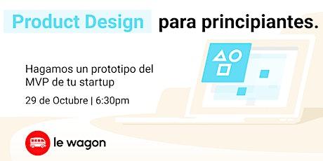 Product Design Sprint entradas