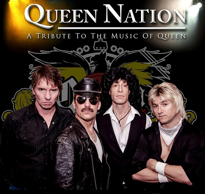Roll-In and Rock Out - Tributes to Queen and Van Halen at Bradley Ranch image