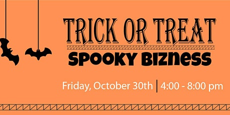 Spooky Bizness tickets