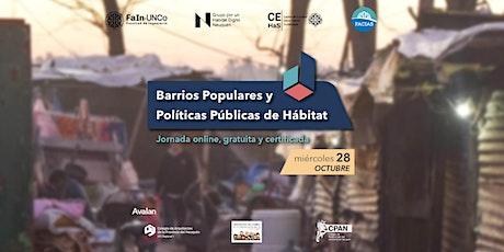 Barrios Populares y Políticas Públicas de Hábitat entradas