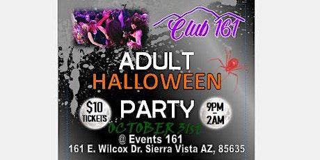 Club 161 Halloween Bash tickets