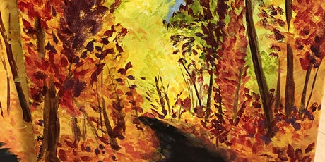 """Painting at the Red Shed - """"Beauti'fall' Path"""" tickets"""