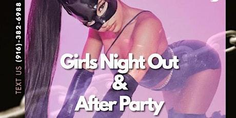 Girls Night Costume Social tickets