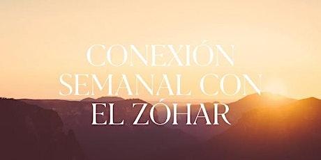 Clase de Zohar | Yigal Kutnovsky | Aprendizaje en Vivo entradas