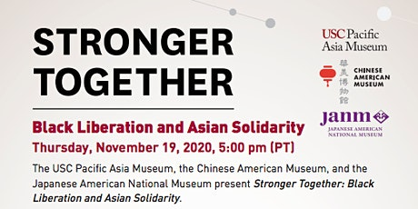 Stronger Together: Black Liberation and Asian Solidarity