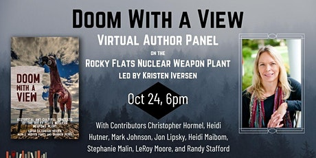 DOOM WITH A VIEW: An Author Talk on the Rocky Flats Nuclear Weapon Plant tickets