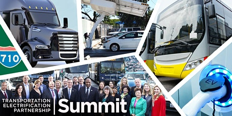 Transportation Electrification Partnership 2020 Summit tickets