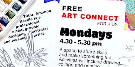 Art Connect for Kids and Families tickets