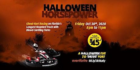 Halloween Horsepower at Dezerland Park Miami tickets