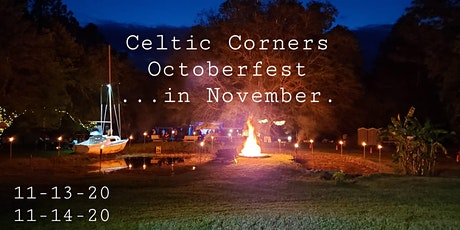 Celtic Corners Octoberfest tickets