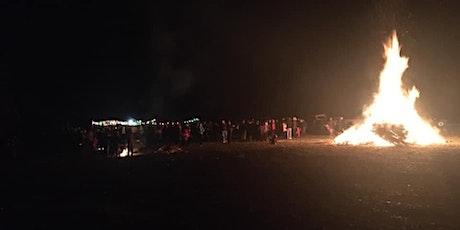 Community Bonfire billets