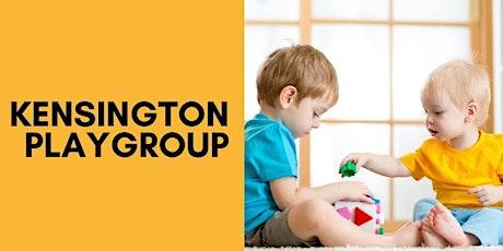 Kensington Playgroup - Term 4, Week 2 tickets