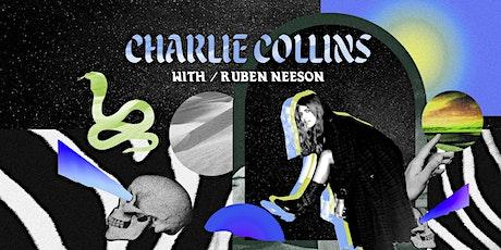 BEST SERVED LOUD #3   CHARLIE COLLINS w/ Ruben Neeson tickets