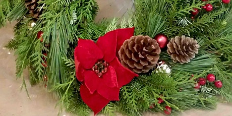 2 Gals in a Garden - Celebrate the Season with an Outdoor Wreath tickets