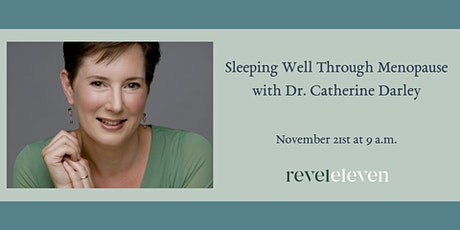 Sleeping Well Through Menopause tickets