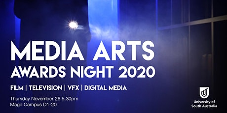 2020 Media Arts Awards Night tickets