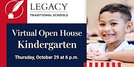 Peoria Kindergarten Virtual Open House tickets