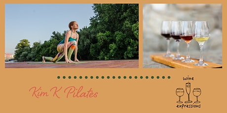 Pilates & Wine tickets