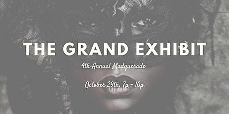 The Grand Exhibit Masquerade tickets