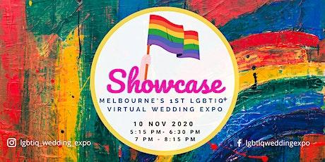 Virtual Showcase - LGBTIQ+ Wedding Expo tickets