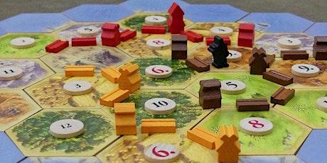 International Games Week: Online Tabletop Games (15+) tickets