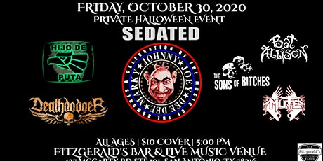 Sedated: Tribute to the Ramones tickets