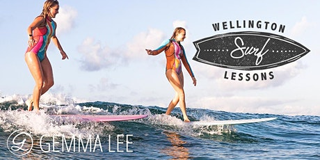 Ladies Spring Surf Lesson- Presented by Gemma Lee tickets