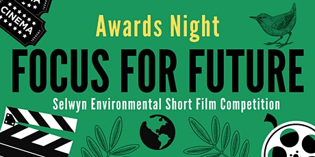 Focus For Future Awards Evening tickets