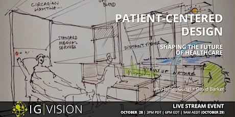 IG | VISION Patient-Centered Design tickets