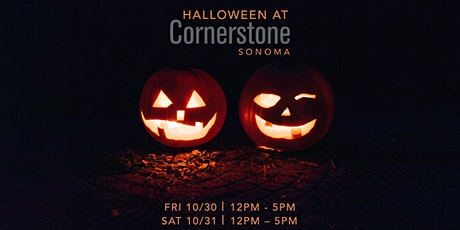 Halloween at Cornerstone tickets